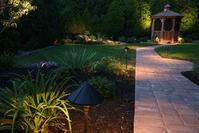Садовое освещение низкого напряжения