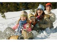 Зимний отдых и развлечения на даче