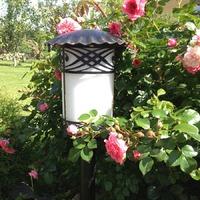 Садово-парковый фонарь - это не только освещение участка...