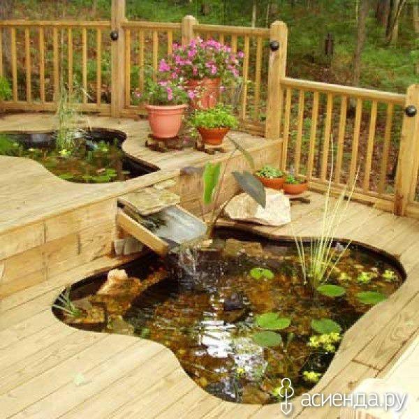 Красивые идеи для сада и дачи своими