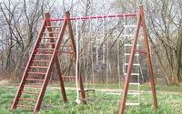 Хочу сделать детскую площадку.