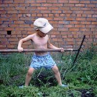 Детское счастье на даче и саду