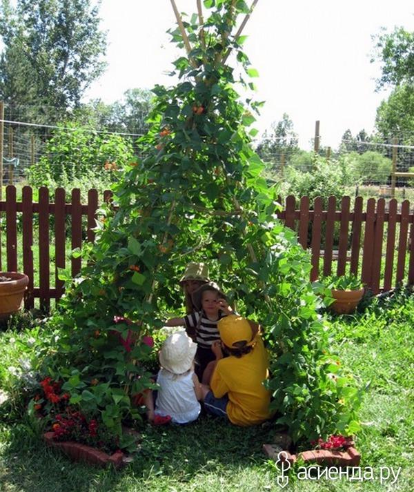 Детское счастье на даче и саду: Группа Дети на даче