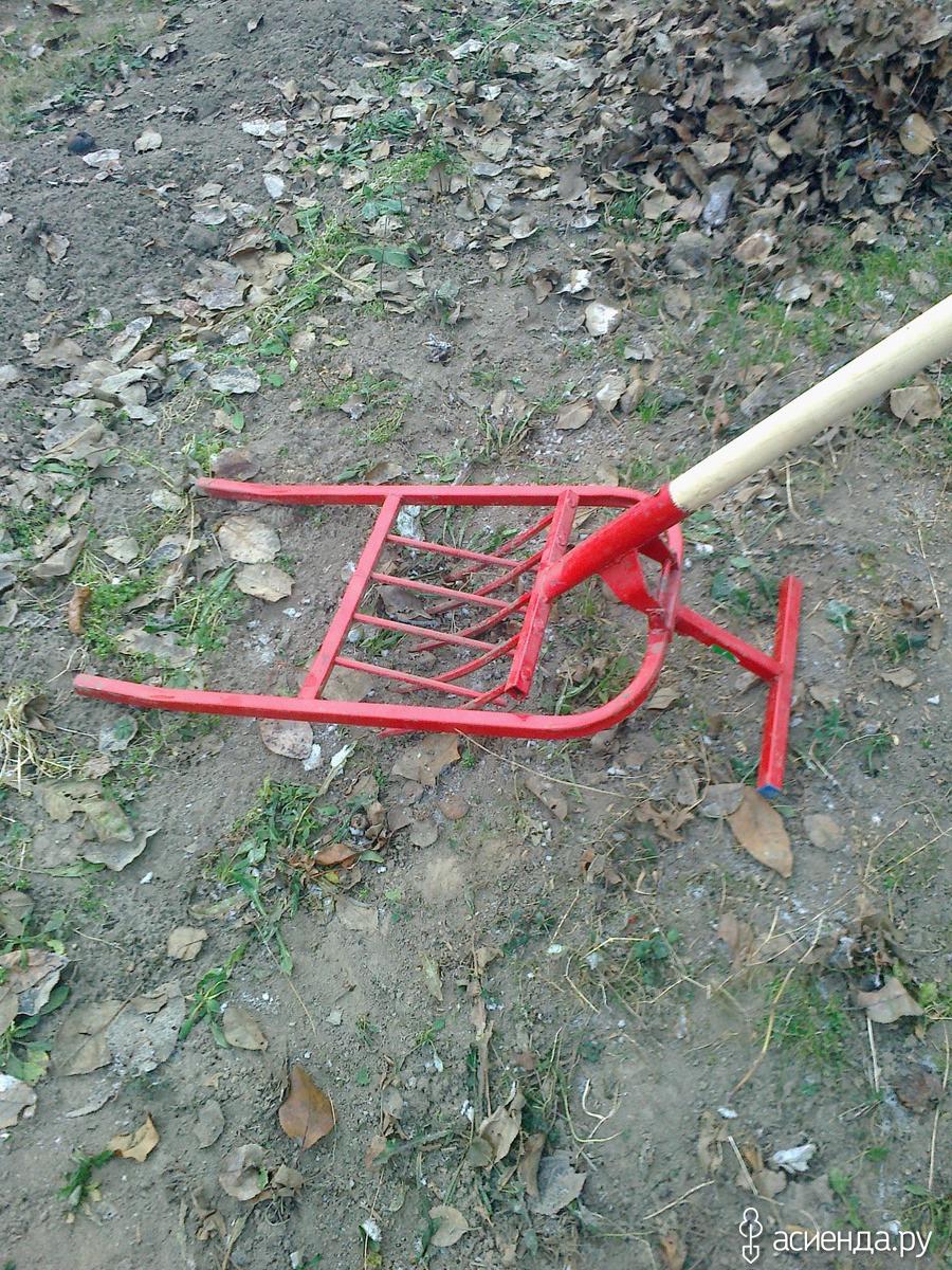 Чертежи чудо лопаты с