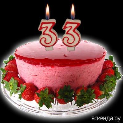 С днём рождения поздравления дочери 33 года от мамы