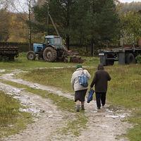 Ужасы деревенской жадности ( ( (