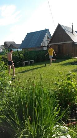 Активные игры на даче для детей