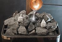Камни для бани: выбираем и правильно укладываем