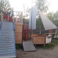 Кораблик готов