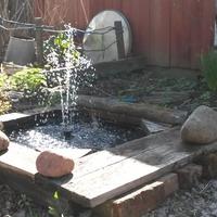 Подготовка маленького пруда к летнему сезону