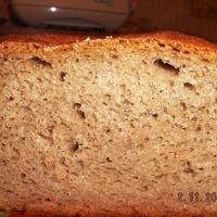Ржаной хлеб без замеса.