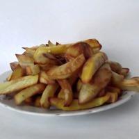 Картофель фри без масла.