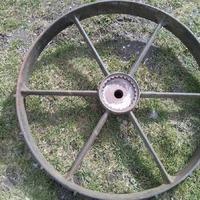 Металлическое колесо