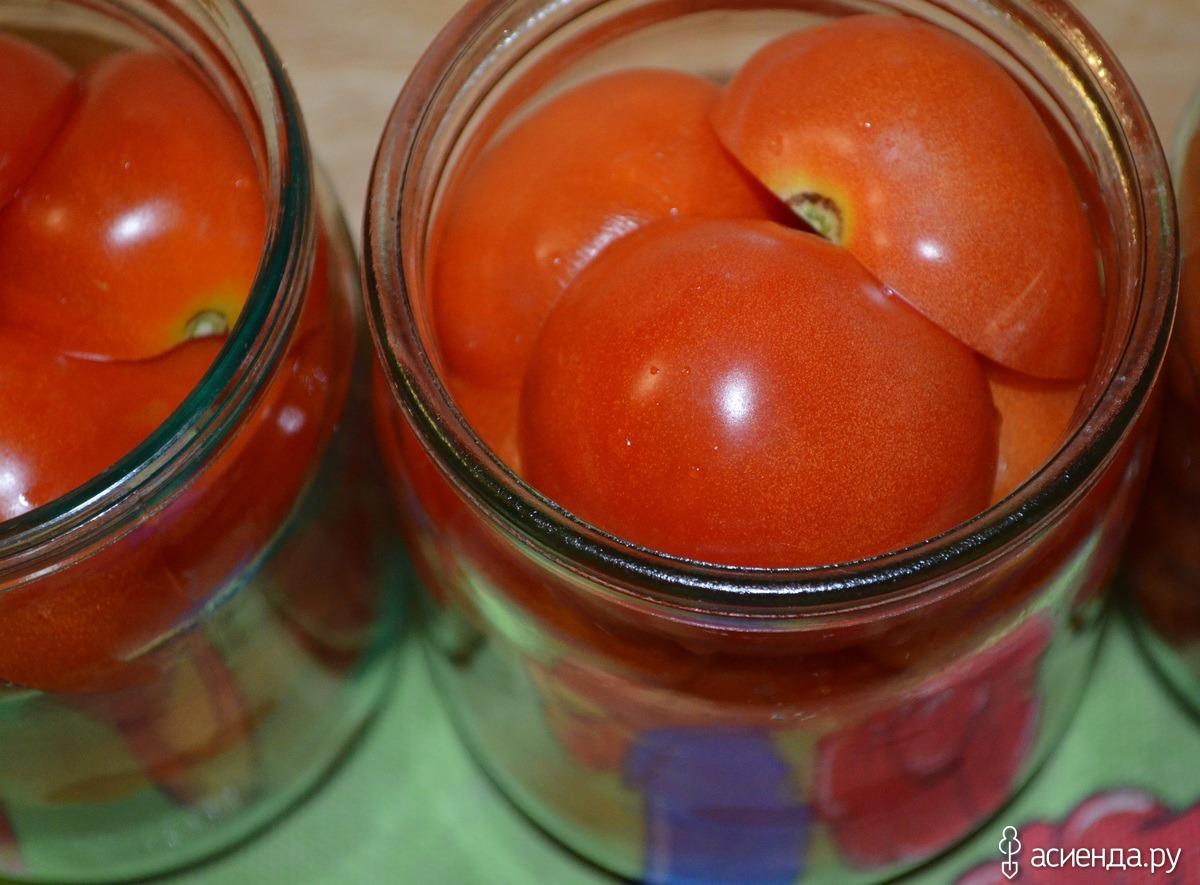 Консервированные помидоры рецепт с фото пошаговый Едим