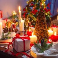 Подготовка к Новому году, мой стол, ИДЕИ...
