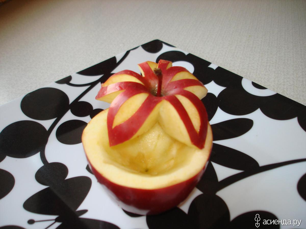 Мастер класс поделки из яблок