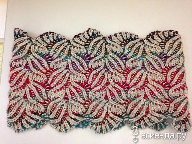узор бриошь спицами вязание спицами крючком уроки вязания