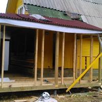 Бюджетный ремонт старого дома