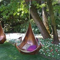 Подвесная мебель: кресло для отдыха