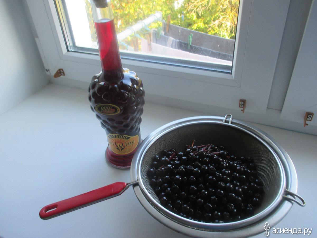 Рябиновая настойка: 3 рецепта в домашних условиях
