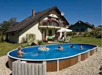 Водоем на загородном участке: выбираем бассейн для дачи