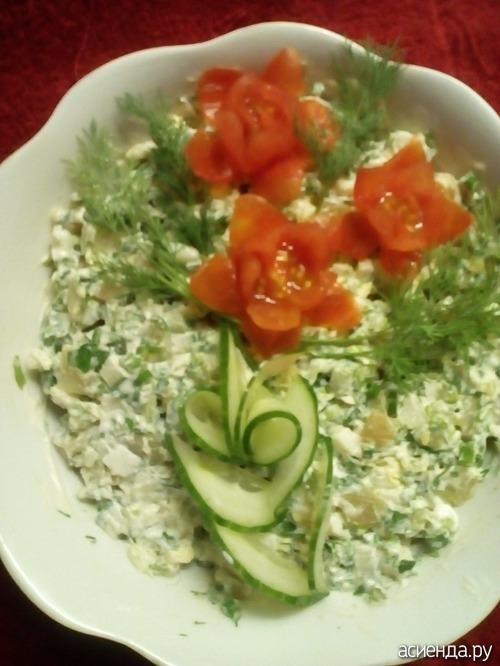 Какое блюдо из цветной капусты