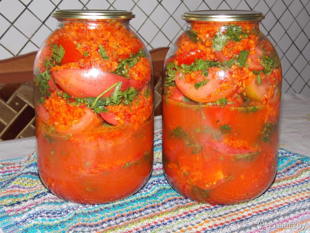 Лечо с морковью и луком и помидорами на зиму рецепты пошагово