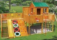 Планируем строить детскую площадку, нужны идеи!