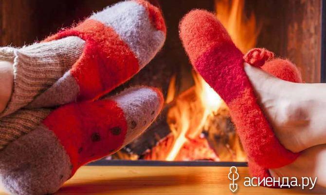 Отопление в дачном доме