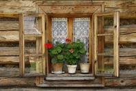 Деревянные окна для дачного дома