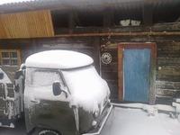 Апрельская зима в Бурятии