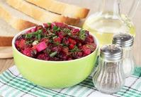 Винегрет и другие салаты из свеклы