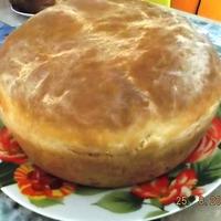 Хлеб на закваске.