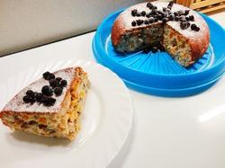 Вкусный праздничный пирог. С Ореховым Спасом вас, асиендочки!