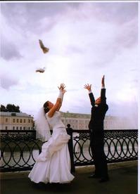 А вы помните свою свадьбу??
