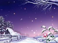 Зимние игры в кругу семьи и друзей