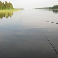 Как мы отдыхаем или рыбалка.