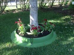 Бордюр для растений и кустов