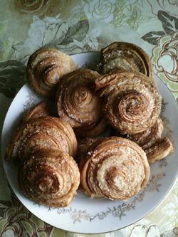 Рецепт печенья для лентяек