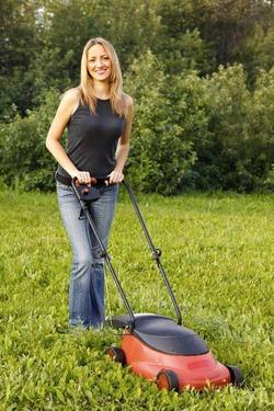 Покупаем газонокосилку: полезные советы