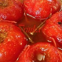 И снова-помидоры. Теперь острые!