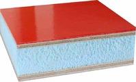Листы обкладки и типы их покрытий в сэндвич-панелях и их монтаж