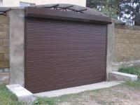 Рулонные, распашные и автоматические ворота для гаража