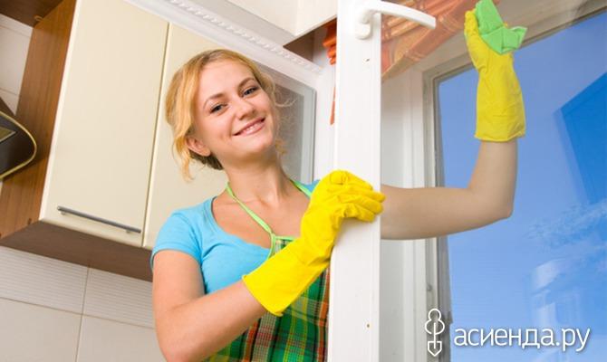 Натуральные средства для чистоты в доме