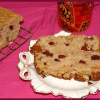 Апфельброт (ApfelBrot)-яблочный хлеб из полбовой муки