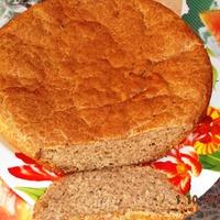 Ржаной хлеб на закваске.