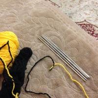 Учимся вязать джурабки (носочки)