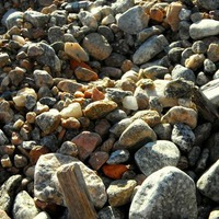 Поездка за камнями.