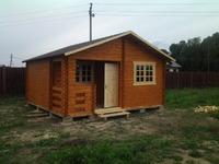 Первый дом не комом:)