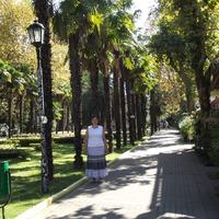 Наш отдых в городе Сочи